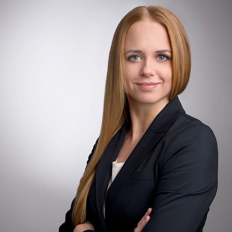 Portrait von Dr. med. Carina Oehrn