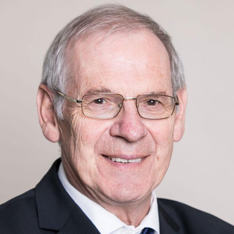 Portrait von Prof. Dr. med. Dr. h.c. Günther Deuschl