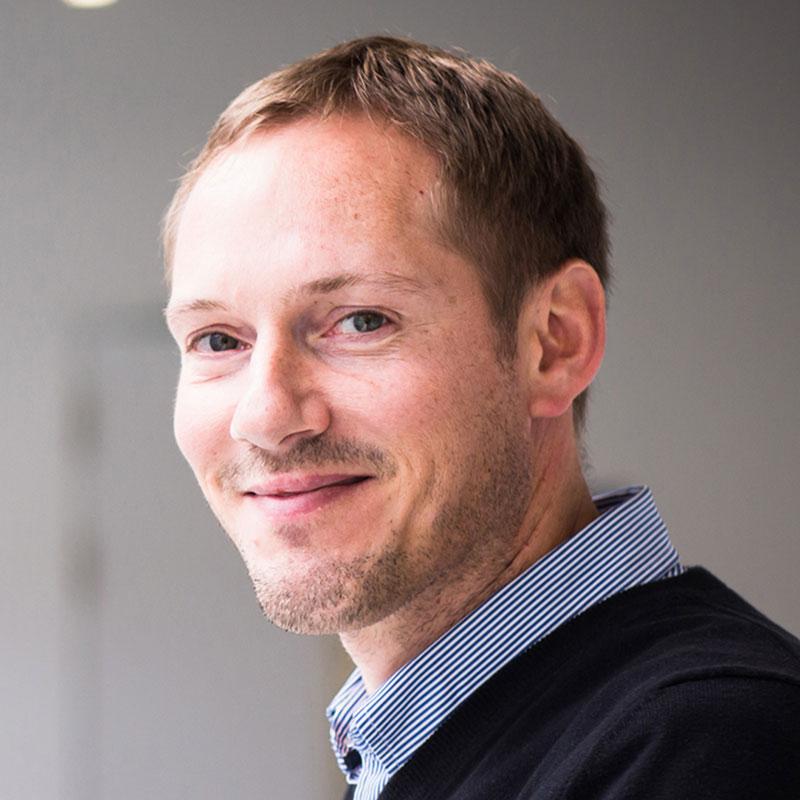 Portrait von Prof. Dr. med. Günter Höglinger