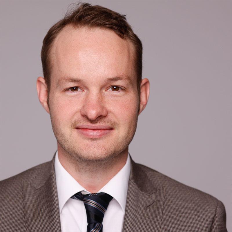 Portrait von Dr. rer. nat. Jan Hirschmann
