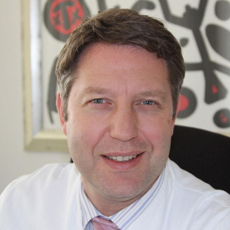 Portrait von Prof. Dr. med. Jens Volkmann