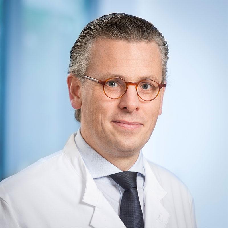 Portrait von Prof. Dr. med. Martin Südmeyer