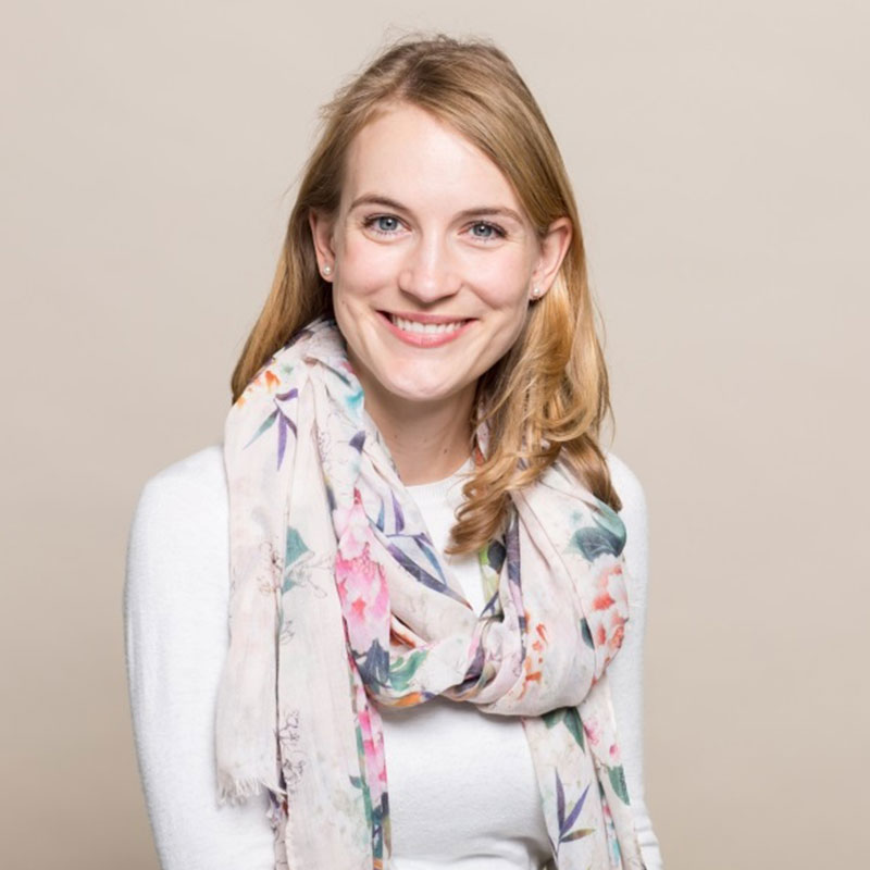 Portrait von Anna Sauerbier