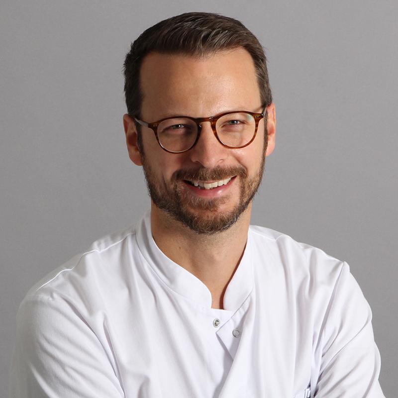 Portrait von Dr. med. Sebastian Schreglmann